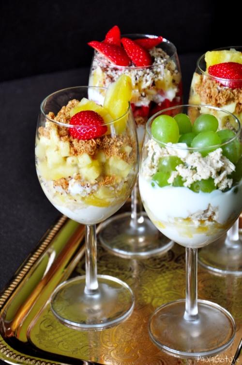 fruits desserts